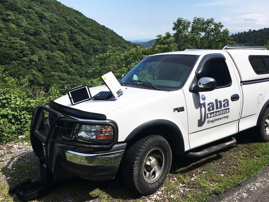 JabaSat Mobility – Implementación rápida